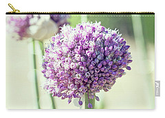 Carry-all Pouch featuring the photograph Longing For Summer Days by Linda Lees