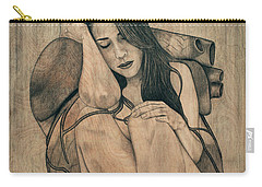 Longing For You Carry-all Pouch
