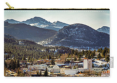 Longs Peak From Estes Park Carry-all Pouch
