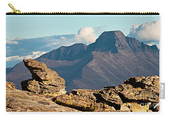 Long's Peak View Carry-all Pouch