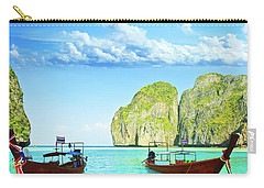 Phi Phi Island Carry-all Pouches