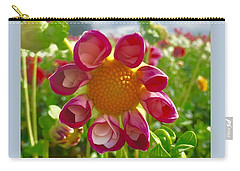 Look At Me Dahlia Carry-all Pouch