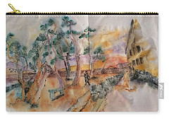 Looking At Van Gogh Album Carry-all Pouch