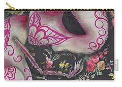 Looking Down Carry-all Pouch by Abril Andrade Griffith