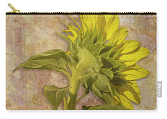 Carry-all Pouch featuring the photograph Looking East by Melinda Ledsome