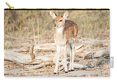 Looking For Mum Carry-all Pouch by Pravine Chester