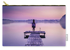 Carry-all Pouch featuring the photograph Looking For The Sirens by Dmytro Korol