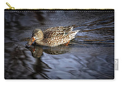 Carry-all Pouch featuring the photograph Looking Glass by Elaine Malott