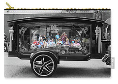 Looking Through The Glass Carriage Carry-all Pouch
