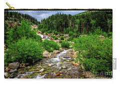 Looking Upstream Carry-all Pouch