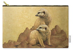 Lookouts Carry-all Pouch by James W Johnson