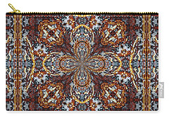 Looks Like A Persian Rug Carry-all Pouch