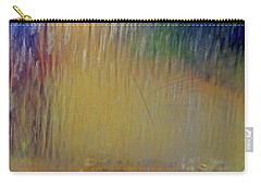 Carry-all Pouch featuring the photograph Looks Like Rain by Nareeta Martin