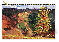 Loose Landscape Carry-all Pouch by Janet Garcia