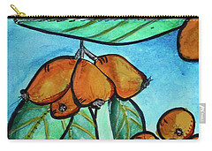 Loquats I Carry-all Pouch