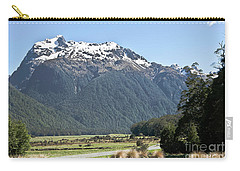 Lord Of The Rings Locations, New Zealand Carry-all Pouch