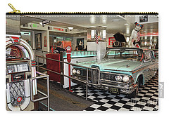 Loris Diner In San Francisco Carry-all Pouch