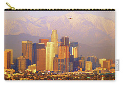 Los Angeles And The San Gabriel Mountains Carry-all Pouch