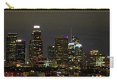 Los Angeles City Lights Carry-all Pouch
