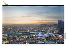 Los Angeles West View Carry-all Pouch by Kelley King