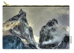 Los Cuernos-the Horns Carry-all Pouch