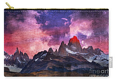 Los Glaciares National Park, Argentina Carry-all Pouch