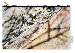 Carry-all Pouch featuring the photograph Los Padres Stone by Kyle Hanson