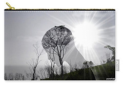 Lost Connection With Nature Carry-all Pouch