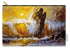 Lost In A Sunset.. Carry-all Pouch