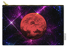 Lost In Space  Carry-all Pouch by Naomi Burgess