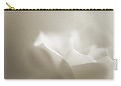 Carry-all Pouch featuring the photograph Lost In Tenderness by The Art Of Marilyn Ridoutt-Greene