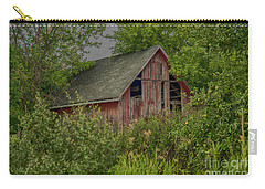 Carry-all Pouch featuring the photograph Lost In The Woods by JRP Photography