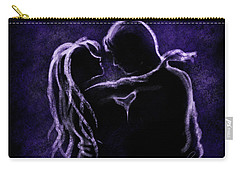 Lost In Your Eyes Carry-all Pouch by Dani Abbott