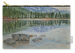 Lost Lake Whistler Bc Canada Carry-all Pouch