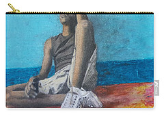 Lost Oasis Carry-all Pouch