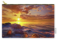 Lost Titles, Forgotten Rhymes Carry-all Pouch by Phil Koch