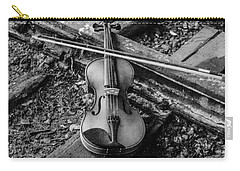 Lost Violin Carry-all Pouch