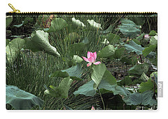 Lotus #2 Carry-all Pouch