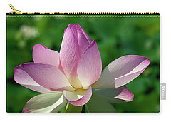 Lotus Bud--getting The Hang Of It Iv Dl0096 Carry-all Pouch