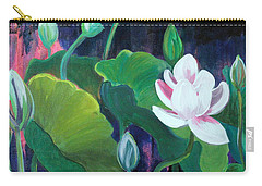 Lotus Garden 1 Carry-all Pouch