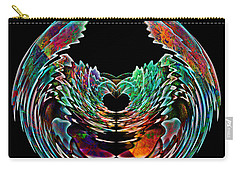 Lotus In A Bowl Carry-all Pouch