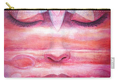 Lotus Meditation, Jupiter Clouds Carry-all Pouch