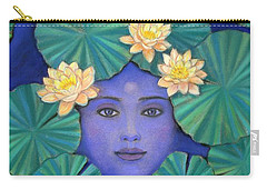 Lotus Nature Carry-all Pouch