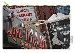 Lou Mitchells Restaurant And Bakery Chicago Carry-all Pouch