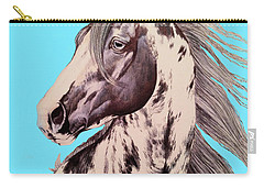 Loud Paint 09925 Carry-all Pouch by Cheryl Poland