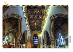 Loughborough Church - Nave Vertorama Carry-all Pouch