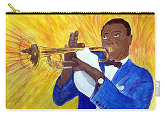 Louis Armstrong Carry-all Pouch
