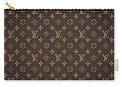 Louis Vuitton Texture Carry-all Pouch