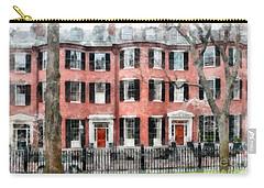 Louisburg Square Beacon Hill Boston Carry-all Pouch