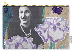 Louise In Boston 1944 In Memory Of My Mother Carry-all Pouch